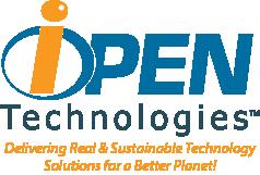 i-Open Logo