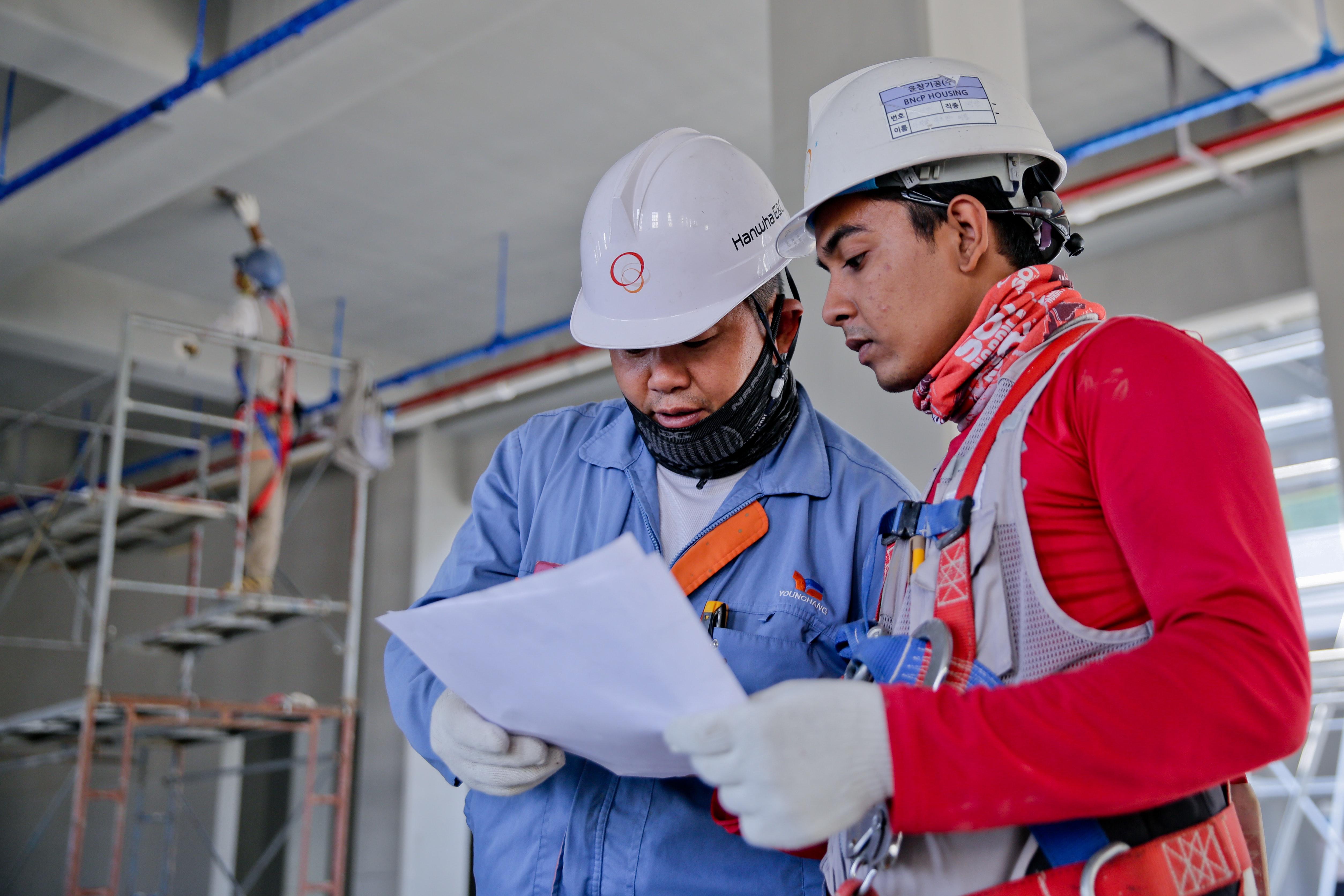 construction work management