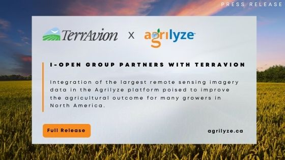 i-Open Group Partners with TerrAvion
