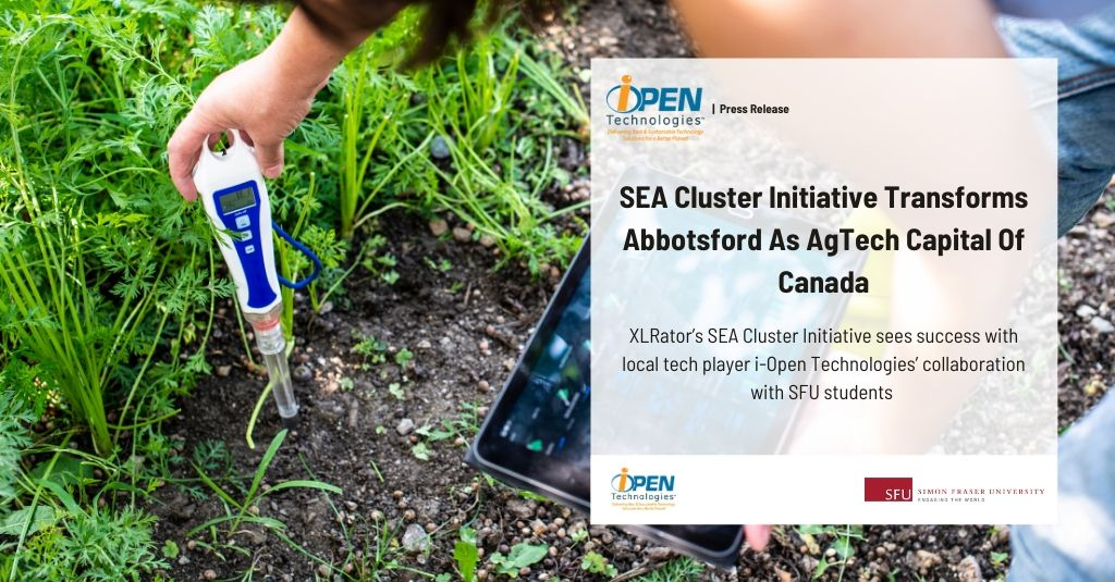 SEA Cluster Initiative Transfroms Abbotsford as Agtech Capital of Canada