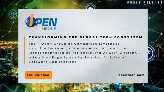 Transforming the Global Tech Ecosystem with CitizenAi i-Open Corporate Theme